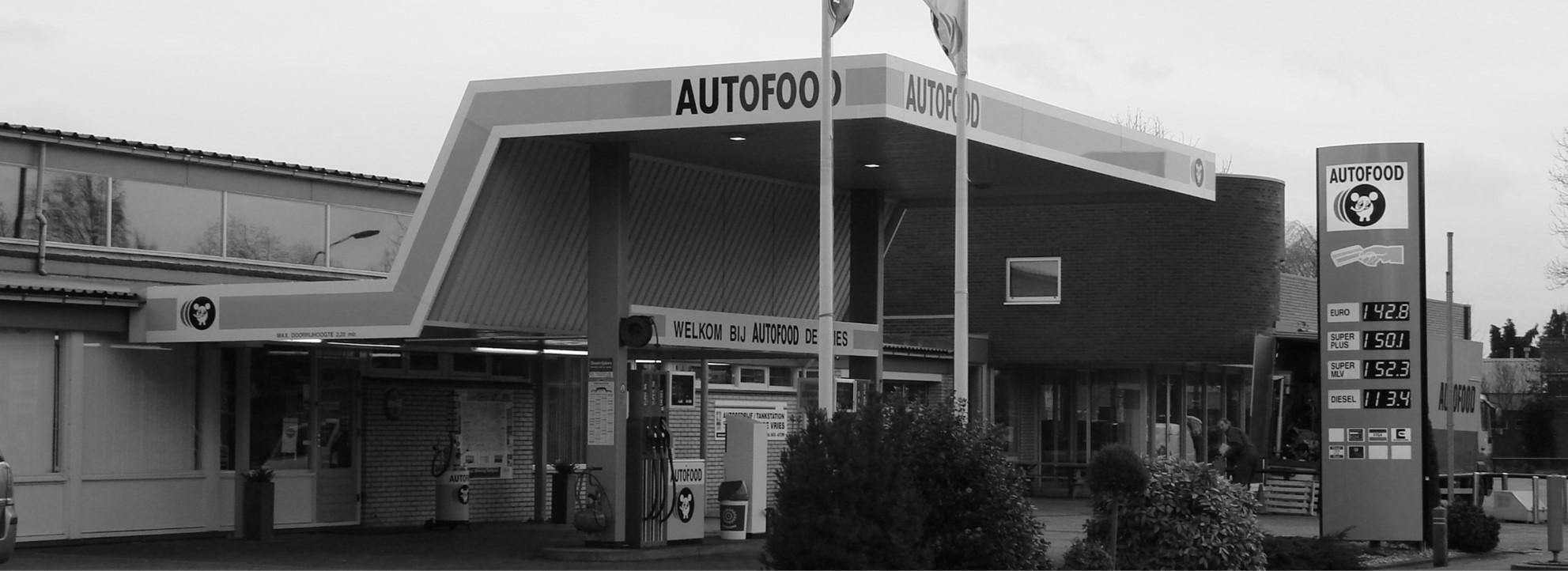 Autofood tankstations