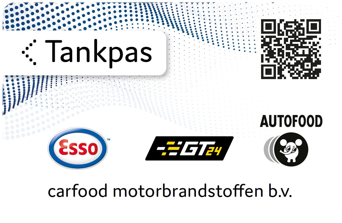 Carfood tankpas 2