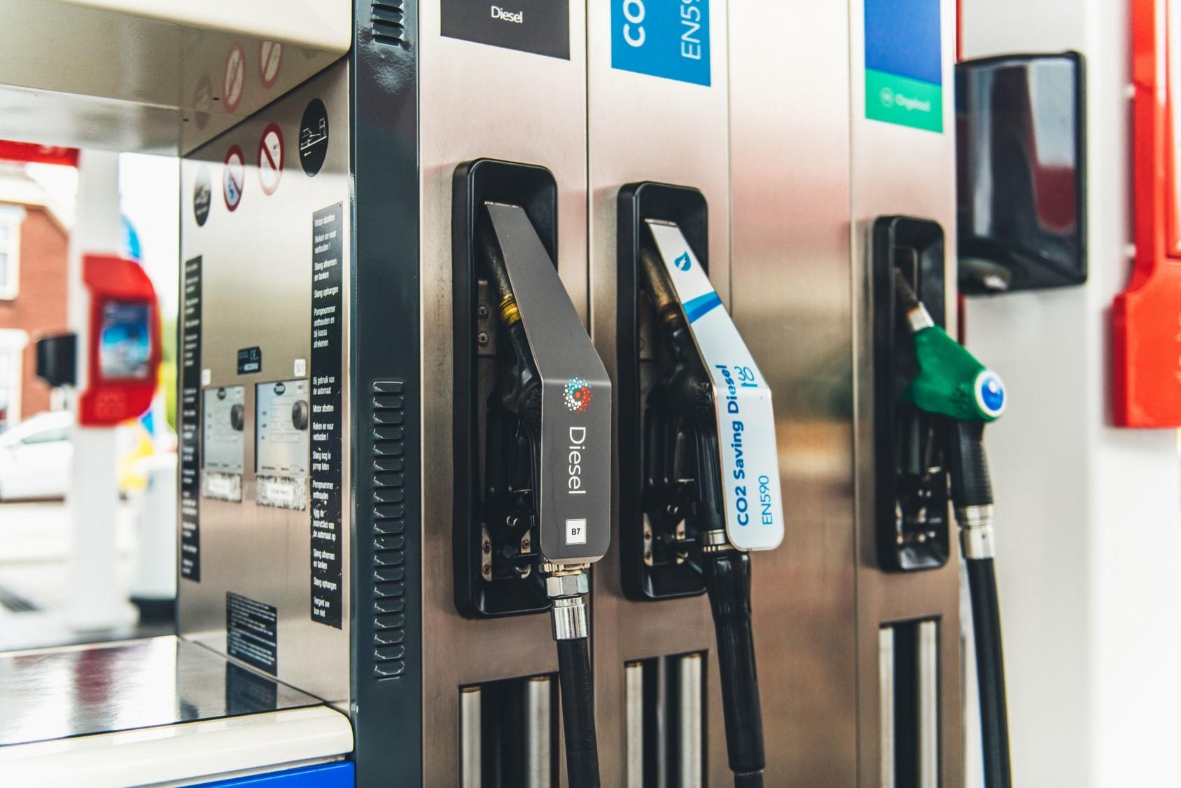 Esso tankstation 3