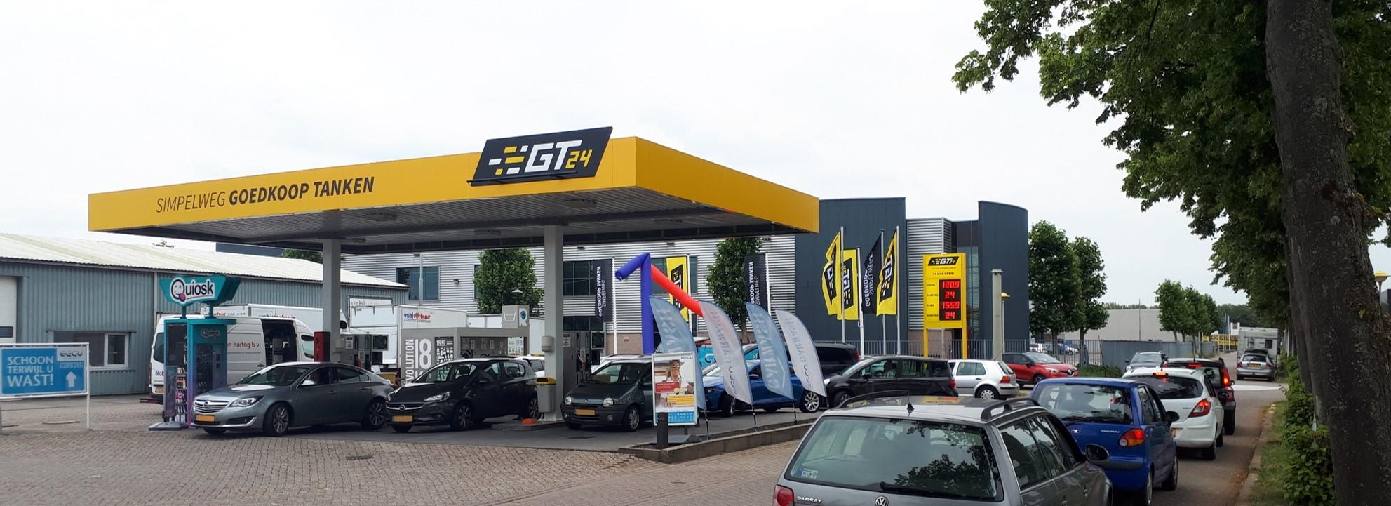 GT24 - Simpelweg goedkoop tanken